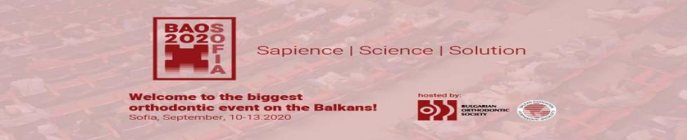 IV Congress of the Balkan Association of Orthodontic Specialists
