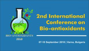 2nd International Conference on Bio-antioxidants